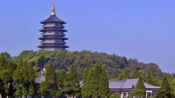 Full-Day City Tour to Silk Museum & Qinghefang Street