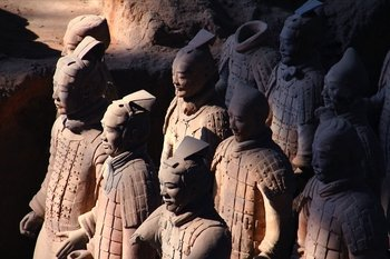 Terracotta Army & Mausoleum with Train Station Pickup