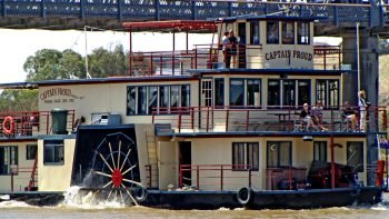 Cheap Tuesday Murray River Lunch Cruise