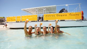 Charter Boat Trip from Providenciales