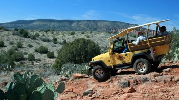 Off Road Jeep Tour