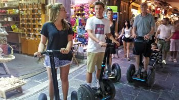 Rhodes by Night Segway Tour