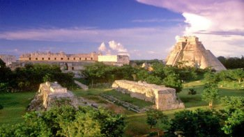 Uxmal & Kabah Full-Day Tour