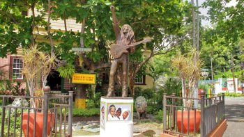 Bob Marley and Kingston Highlight Tour