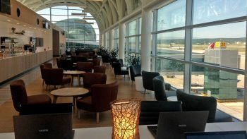 Primeclass International Lounge at Izmir Adnan Menderes Airport (ADB)