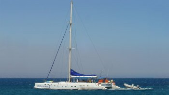 VIP Catamaran Cruise from Limassol with Lunch