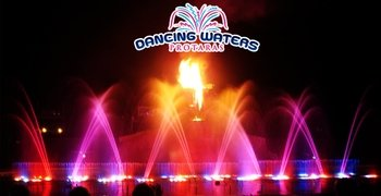 Magic Water Dancing Show