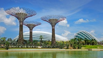 Gardens by the Bay Admission