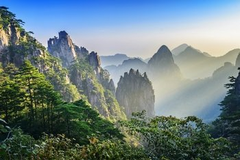 3-Day Huangshan Mountains Tour