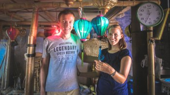 Lantern-Making Workshop at Hoi An
