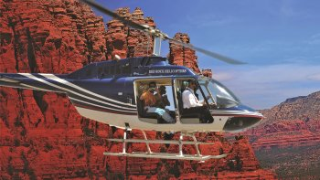 Sedona Jeep & Helicopter Tour