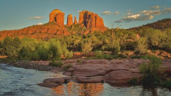 On-Road Sedona Jeep Tour