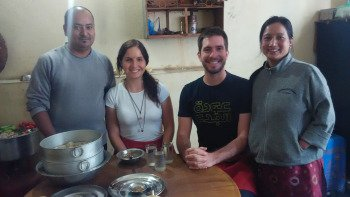 Momo Cooking Class with a Kathmandu's Home Chef