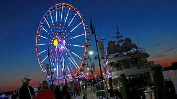 Capital Wheel in National Harbor tickets