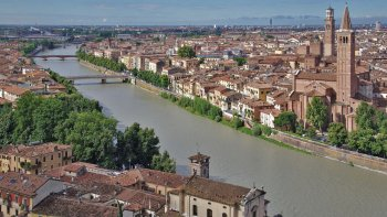 2-Day Verona Trip with Opera Tickets by High-Speed Train from Rome