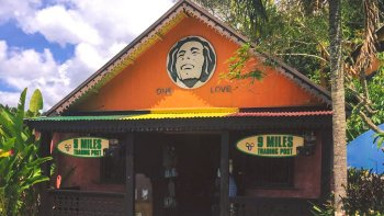 Nine Mile Reggae & Culture Tour with Lunch