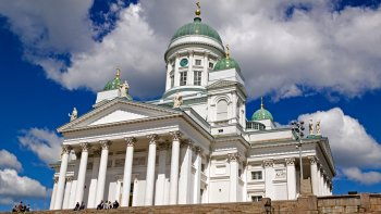 Full-Day Tour to Helsinki in Finland
