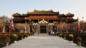 Private Full-Day Hue Excursion from Chan May Port