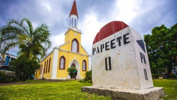 Papeete City Morning Walking Tour