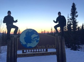 Full-Day Arctic Circle Winter Excursion