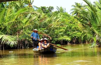 Small-Group Cu Chi Tunnels & Mekong Delta Tour