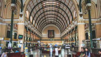 Small-Group Half-Day Ho Chi Minh City Tour