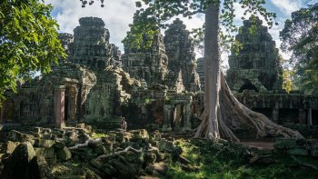 Private 3-Day Angkor Discovery Tour