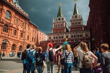 Moscow: Small-Group Behind the Icons City Tour