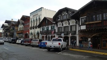 Tour of Leavenworth, a Bavarian Alpine Village