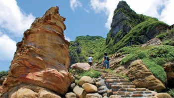 Chiufen Village & North-east Coast Half-Day Tour