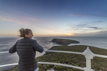 Sunset Bruny Island Lighthouse Tour