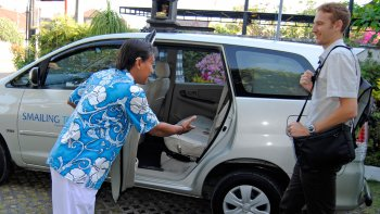 "Private ""As You Please""-Tour durch Bali"