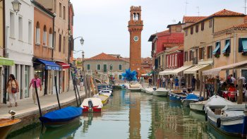 Private Murano Tour & Glass Blowing Demo with Hotel Pick-up