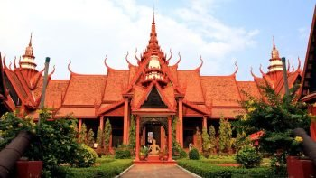 Private City History & Killing Fields Full-Day Tour