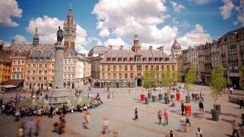 Walking Tour of Old Lille