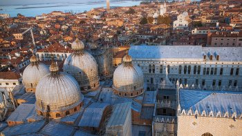 City Walking Tour, Doge's Palace & Saint Mark's with Skip-the-Line Entry