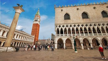 Walking Tour & Doge's Palace with Skip-the-Line Admission
