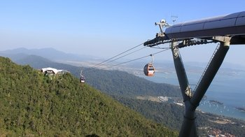 Private Cable Car & Oriental Village Visit