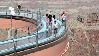 Grand Canyon West Rim & Indian Country Bus Tour