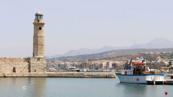 Rethymnon Private Half-Day Sightseeing Walking Tour