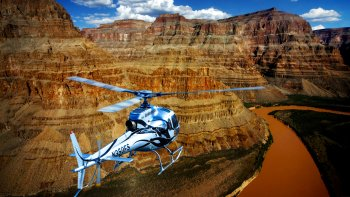 Grand Canyon West Rim 2 Hour Rim Landing Tour