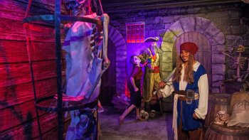 Pirate Adventure Theme Park Admission