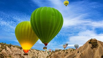 3-Day Cappadocia Tour from Istanbul by Plane