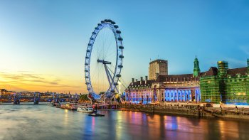 Total London Full-Day Tour with Admission to the London Eye