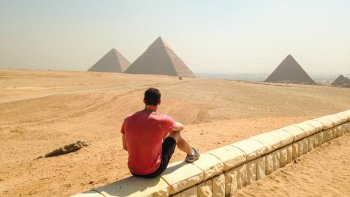 Pyramids of Giza Small-Group Adventure
