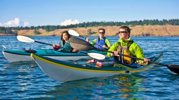 San Juan Islands Orca Wildlife Kayaking Tour