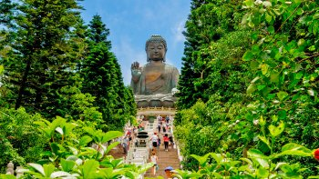 Lantau Island Full-Day Tour