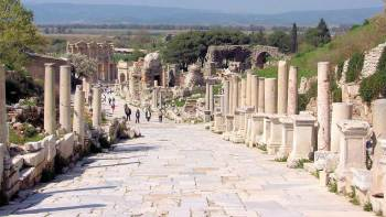 2-Day Ephesus & House of the Virgin Mary Tour by Bus from Istanbul