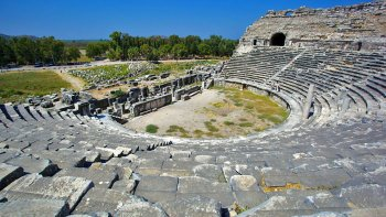 Priene, Miletos & Didyma Full-Day Tour with Airfare from Istanbul