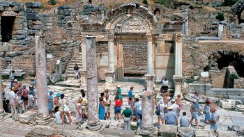 2-Day Ephesus & Pamukkale by Bus